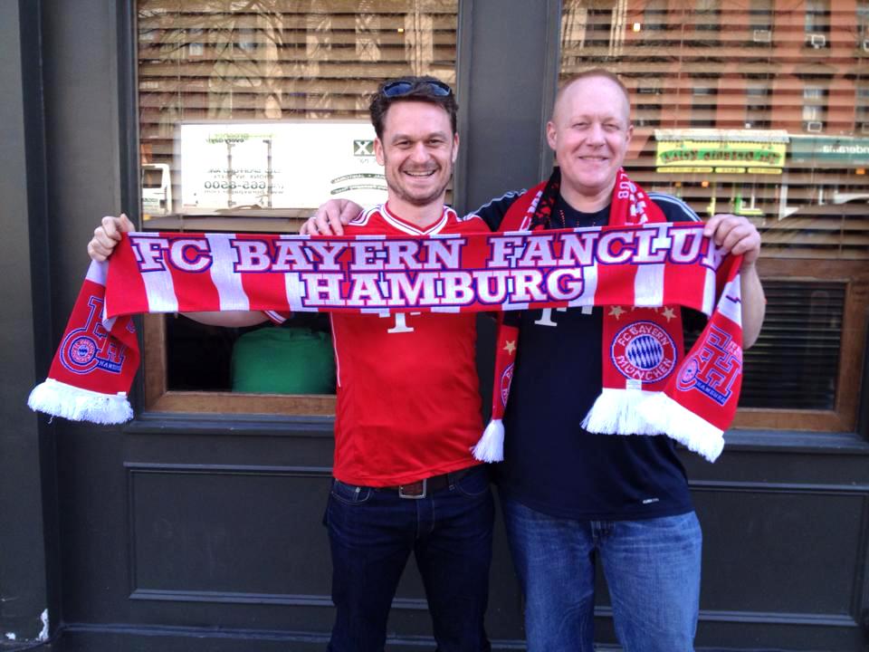 NY meets Hamburg
